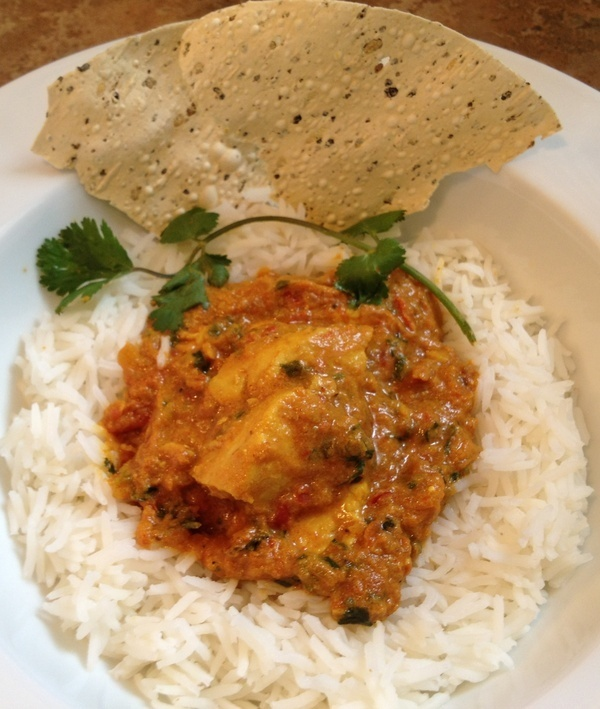 Skinny Chicken Tikka Masala Recipe — Dishmaps