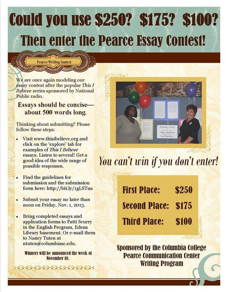 essay contest on patriotism