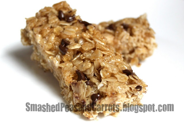 Gluten-Free Granola Bars. These are great! I didn't use chocolate ...
