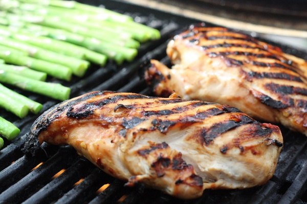 Ginger Miso Glazed Chicken - tried a similar recipe on the grill that ...