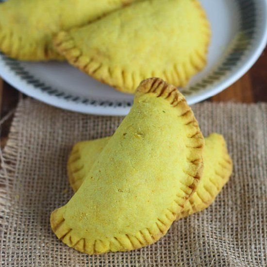 Easy buttery, flaky and spicy Jamaican beef patty. Great make ahead ...