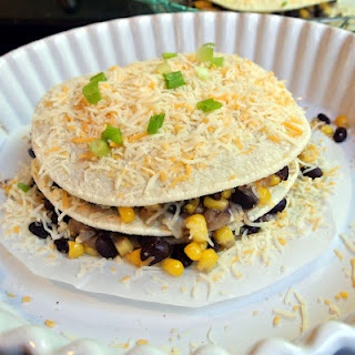 Tortilla and Black Bean Pie | Mom, What's For Dinner? | Delish ...