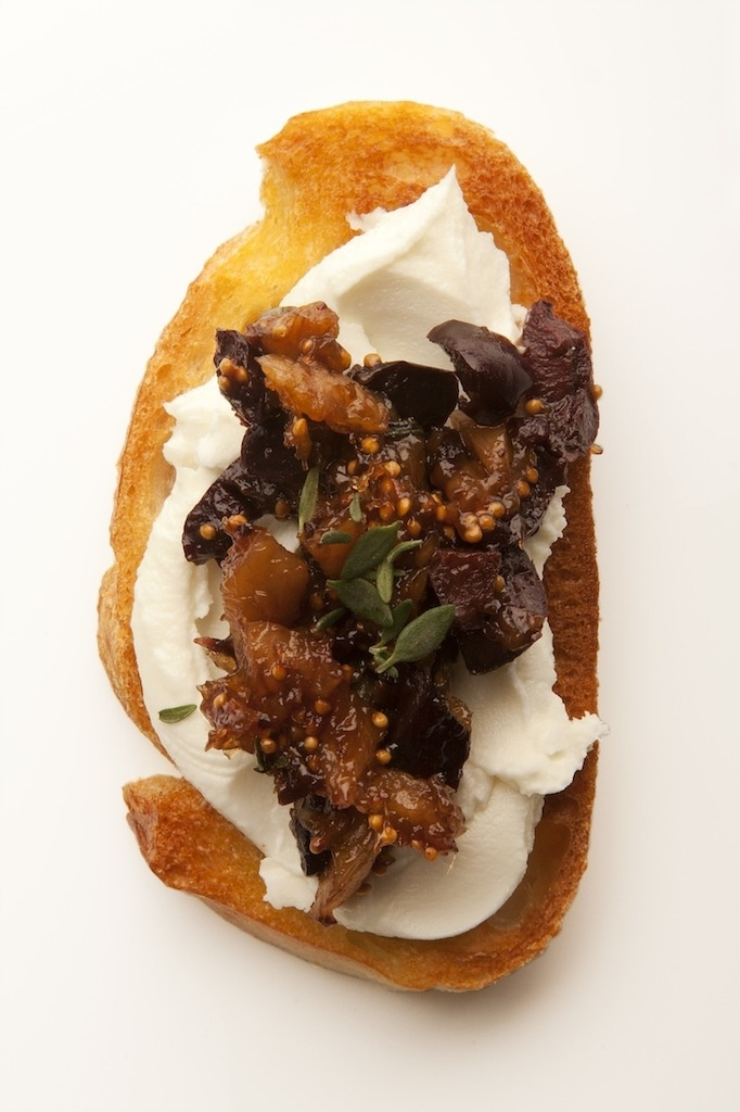 Fig & Walnut Tapenade. This richly nutritious and delicious spread is ...