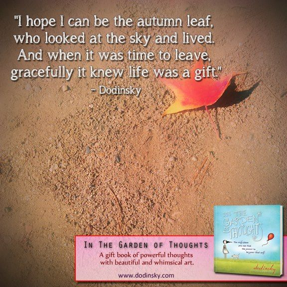 Autumn Leaf Quotes. QuotesGram