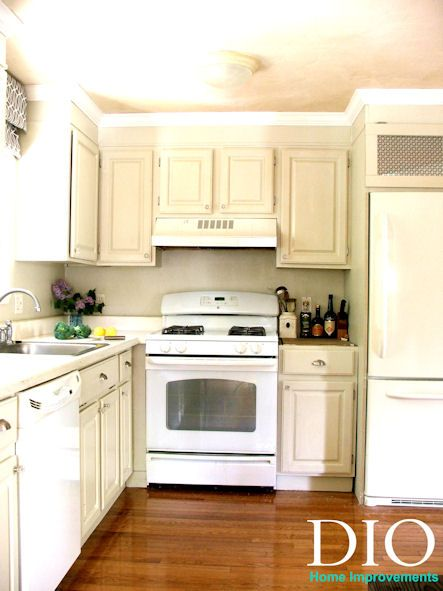 DIY Kitchen Cabinets Less Than 250 DIO Home Improvements