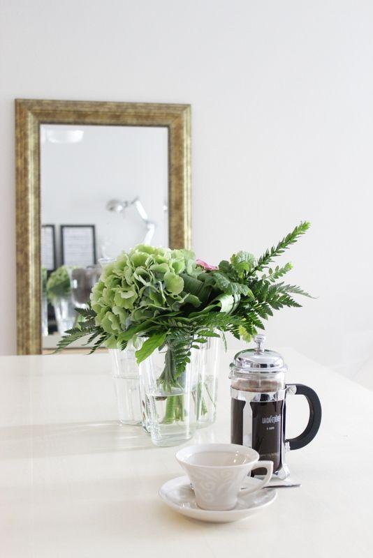 Home Vanilla: Sunday morning coffee ♡