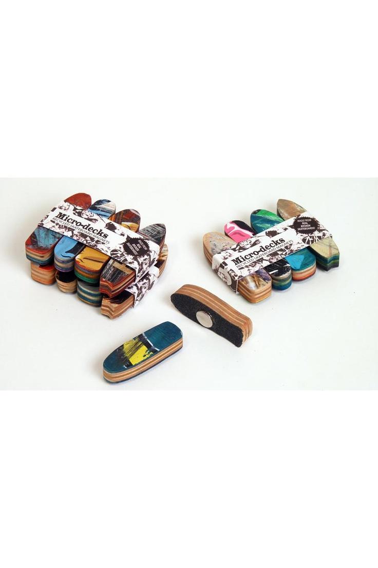 MicroDecks Magnets
