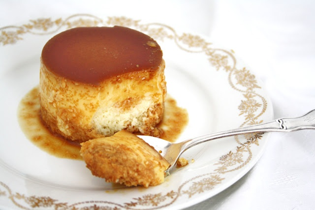 coconut flan | sweet | Pinterest