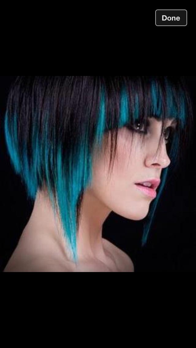 short turquoise hair myideasbedroomcom