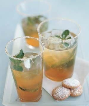 Iced Green Tea With Ginger and Mint | Cool Cool Cool Summer Recipes ...