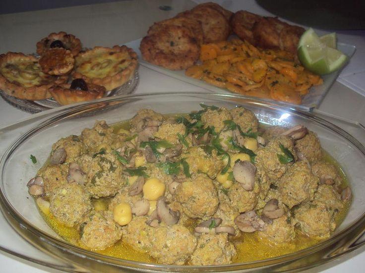 Mtewem algerian cuisine pinterest for Algerian cuisine
