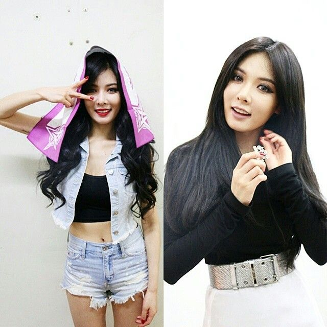 hyuna red teaser image kpop fashion pinterest