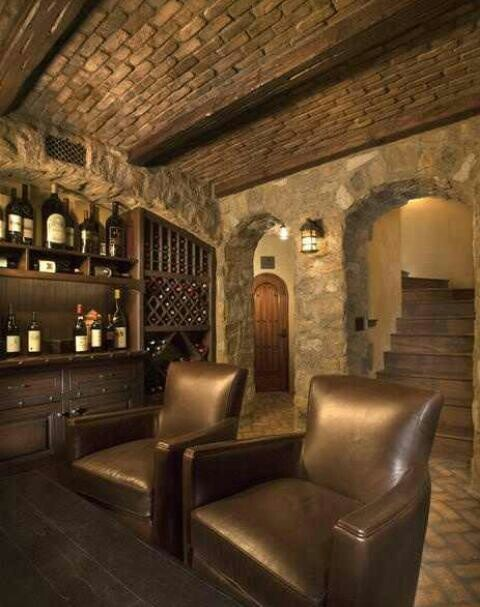 Man Cave Wine Room : Man cave and wine cellar real smoove kool smooth h t