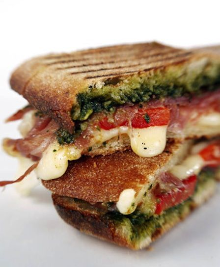Proscuitto and pesto panini YES PLEASE | Recipes and Fun Food Ideas ...