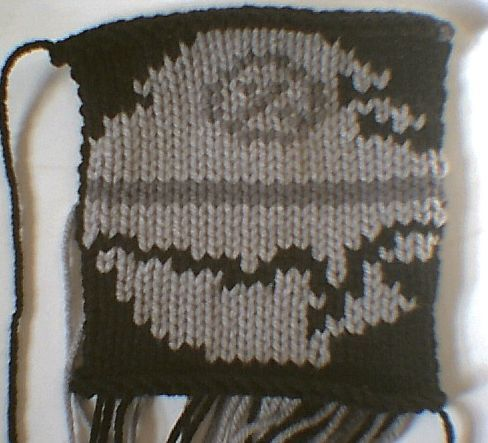 Knitting Pattern For Star Wars Scarf : Star Wars Knitting Patterns The Crafty Geek Pinterest