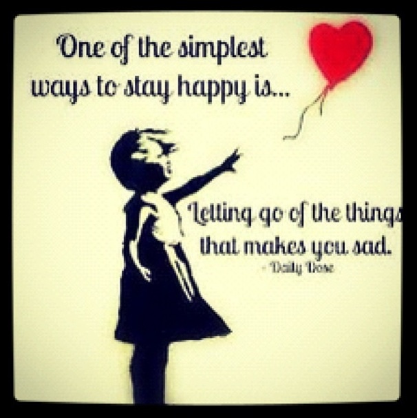 Quotes About Moving On And Letting Go Of Someone Just Let It Go Quotes....