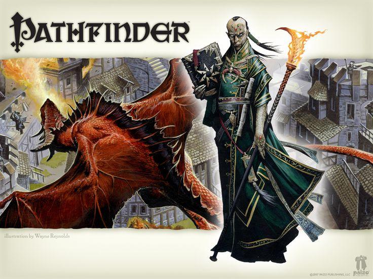 Pathfinder srd