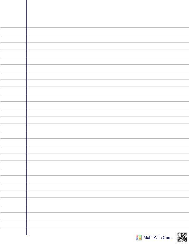 math aid graph paper - Ideal.vistalist.co
