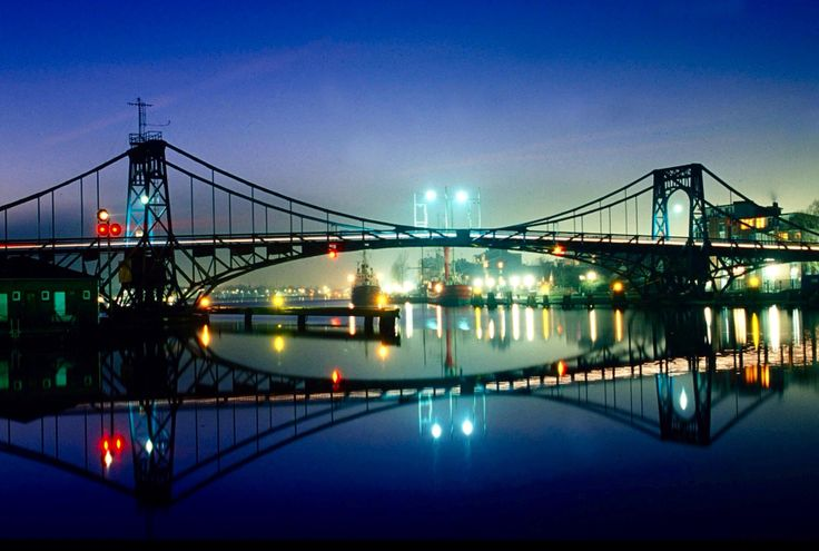 Wilhelmshaven Germany  city photos gallery : Wilhelmshaven, Germany | Bridges | Pinterest
