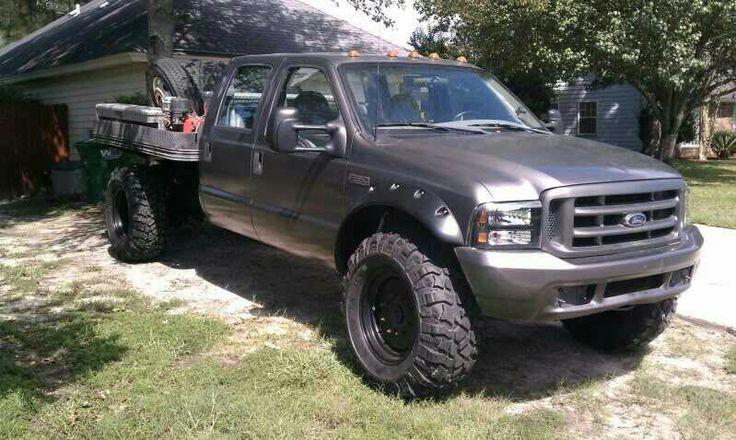 Ford f550 single rear wheel