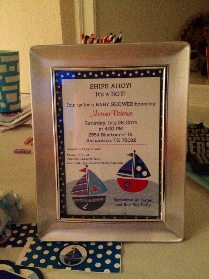 Boy Baby Shower Invitation Ideas as good invitation ideas