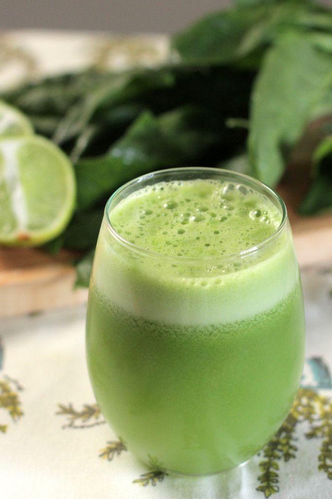 Simple Green Juice | Recipe