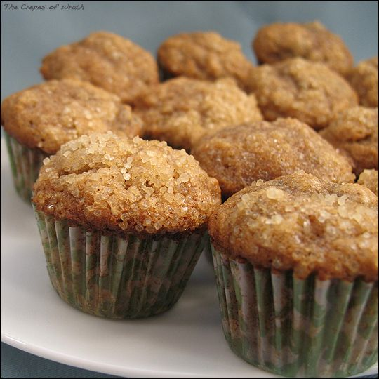 Honey, Peanut Butter, & Banana Muffins with Chocolate Chips - The ...