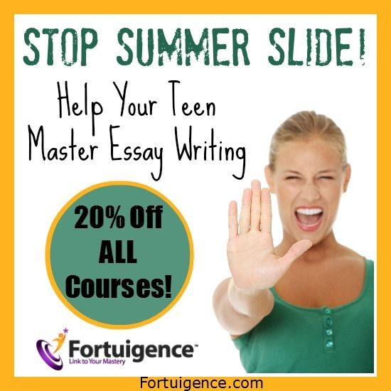 essay writing courses for high school students