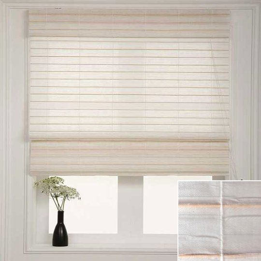 Roundup Roman Shades And Matchstick Blinds On The Cheap