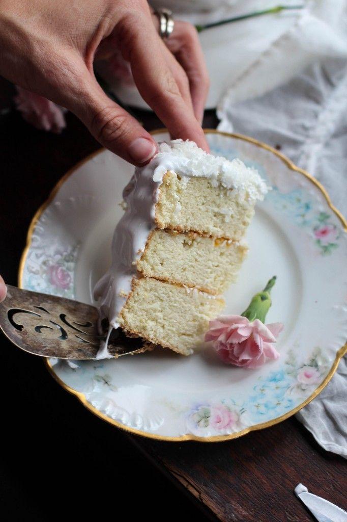 Lady Baltimore Cake | Tea House Inspiration | Pinterest