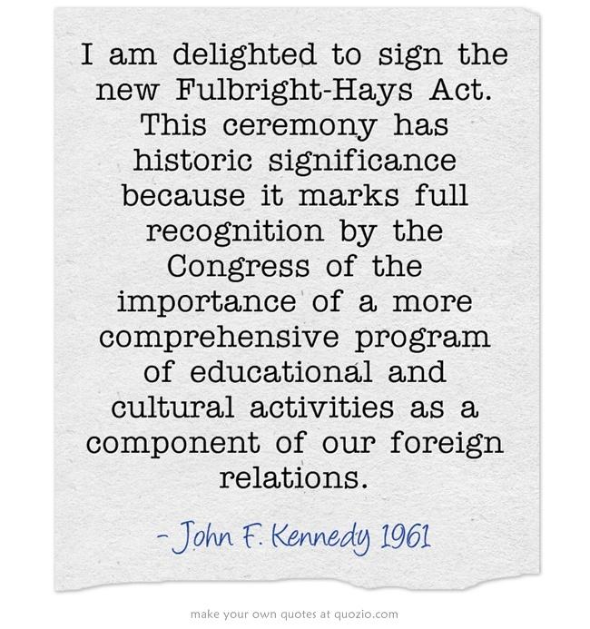 education culture fulbright postgraduate