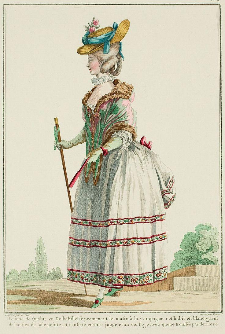 Demi-полонез, или Полонез ля Либерте, 1778