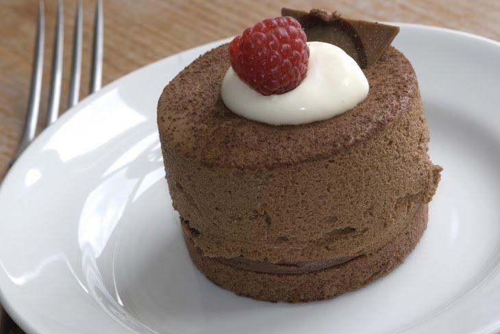 Mini Chocolate Cheesecakes Recipe | Eats, drinks, & treats | Pinterest