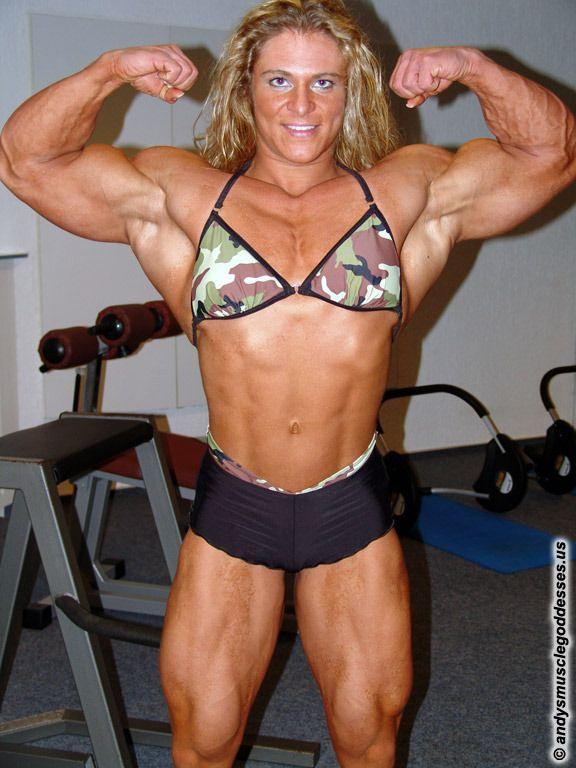 Cornelia Brandt   Female Muscle Community Board   Pinterest