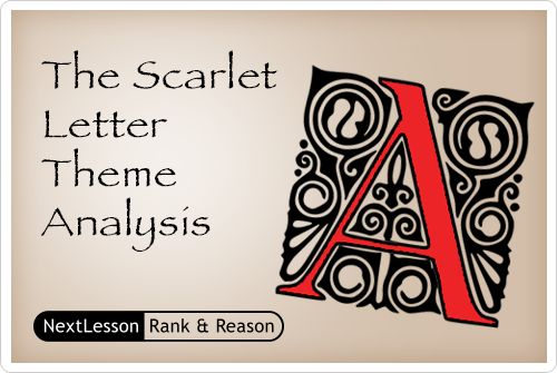 Themes in The Scarlet Letter