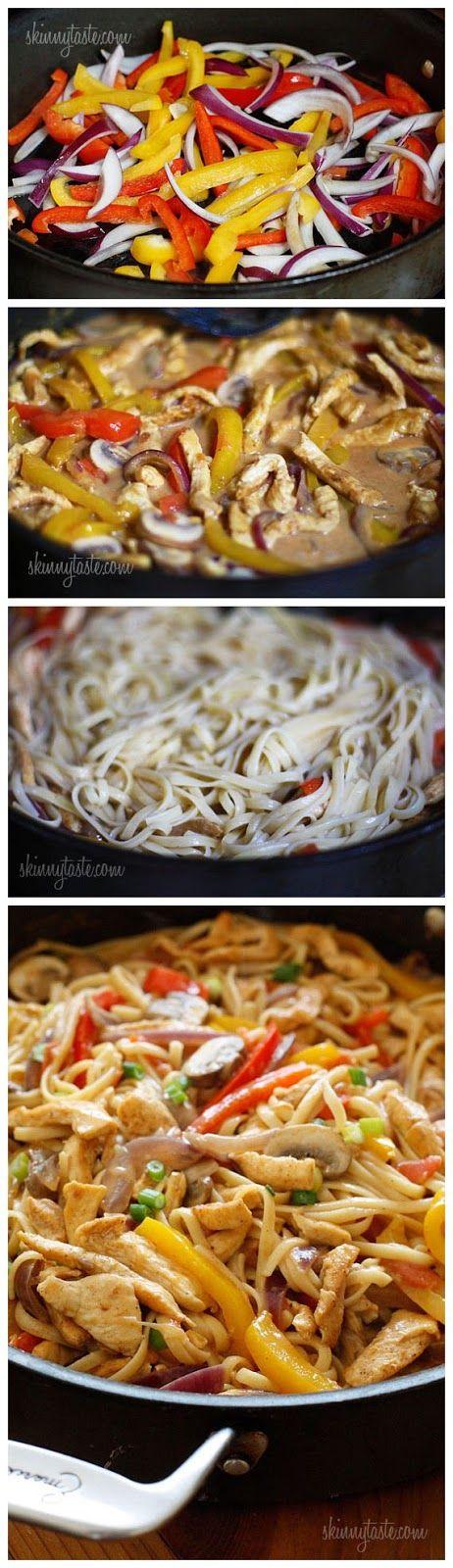 Recipe Best: Cajun Chicken Pasta on the Lighter Side