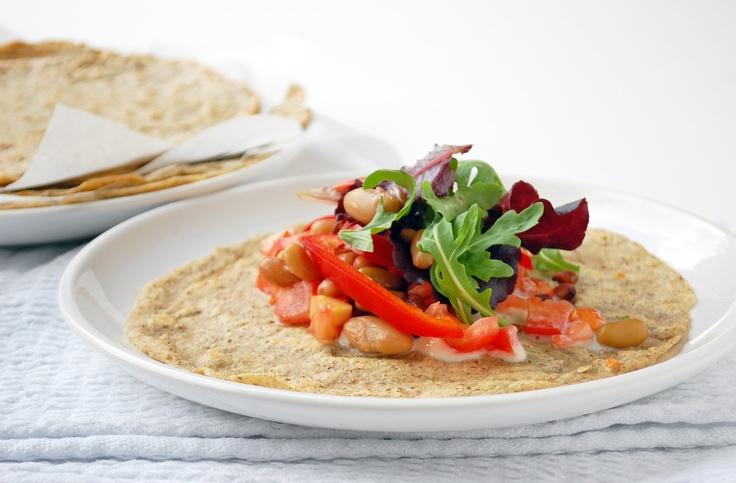 Tortilla wraps - gluten free