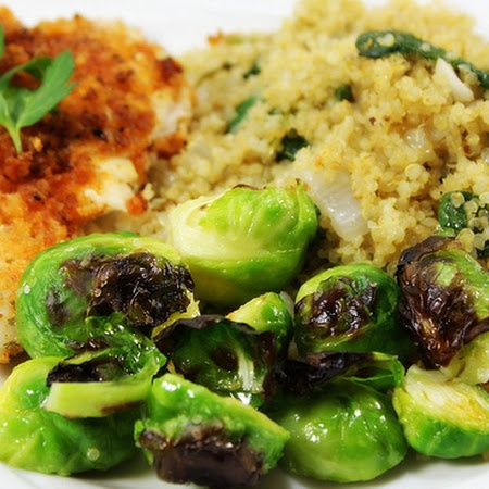 Fennel Pollen Scented Quinoa | Yummie Food | Pinterest