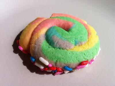 Rainbow Pinwheel Sugar Cookies | Recipes | Pinterest