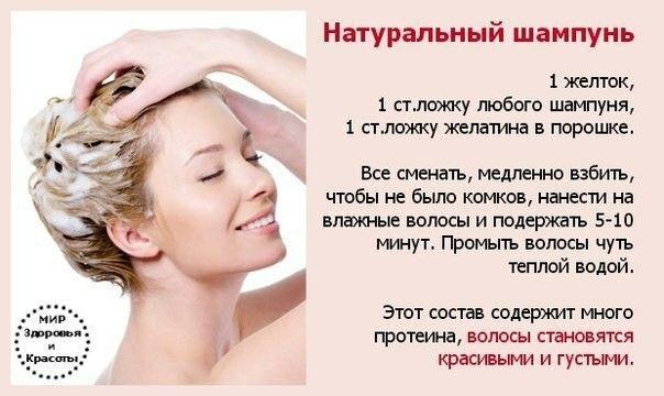 Лучшие рецепты масок для волос в домашних условиях