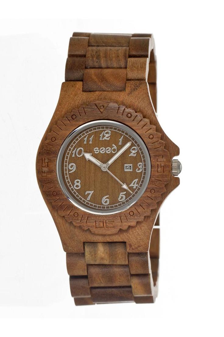 Wood Watch. For Richard