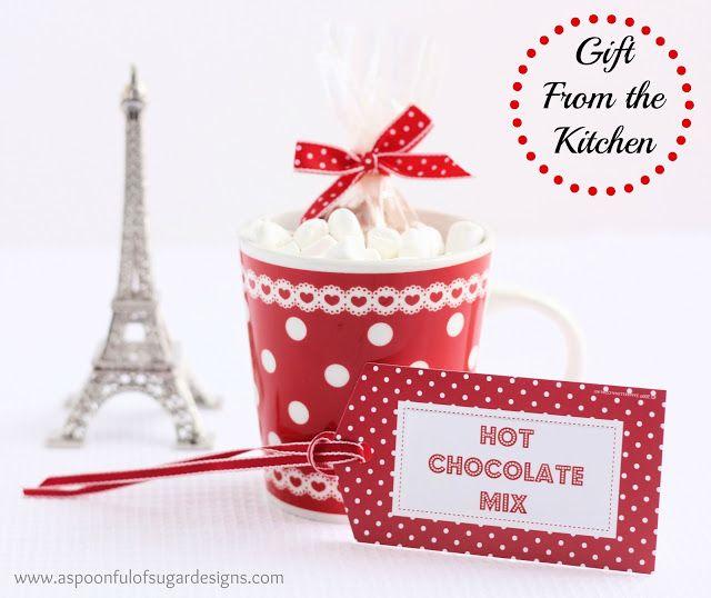 Hot Chocolate Mix - A Spoonful of Sugar | Recipe | Pinterest