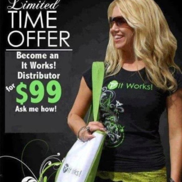 ItWorks Global Wraps