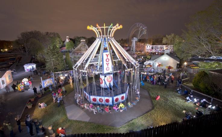 Seabreeze Amusement Park | Summer bucket list | Pinterest