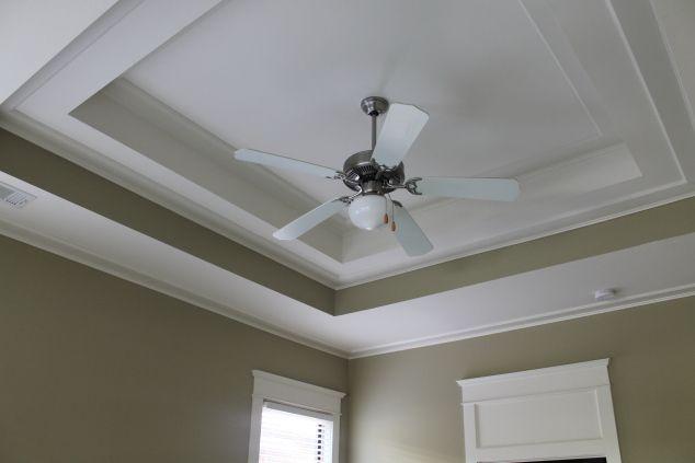 Trey ceilings