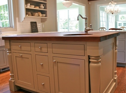Inset Cabinets With Big Legs Love It Kitchen Love Pinterest