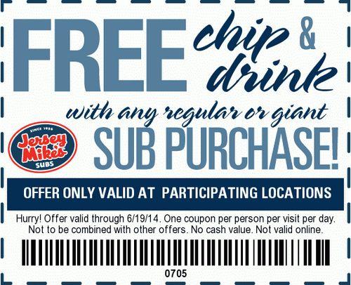 Firehouse subs coupon printable 2018