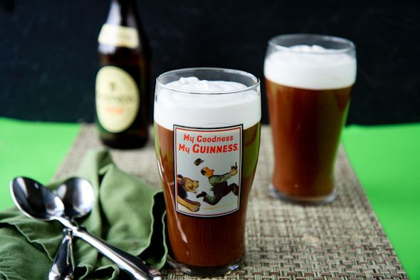 guinness chocolate pudding. what could be better than chocolate and ...
