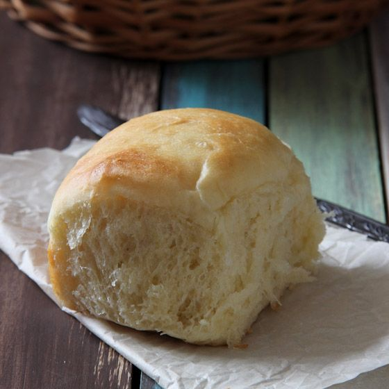 Amish Potato Rolls | Baked by Rachel