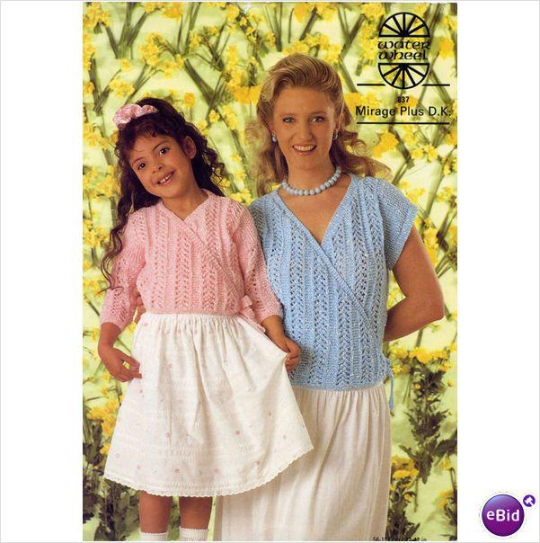 Knitting Pattern Childs Ballet Cardigan : Childs ballet cardigan knitting pattern
